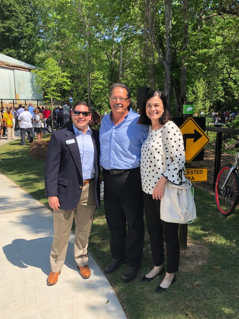 Proctor Creek Greenway-Ribbon Cutting Ceremony
