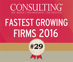 Consulting Magazine Recognizes Intellinet as Fastest Growing Firm