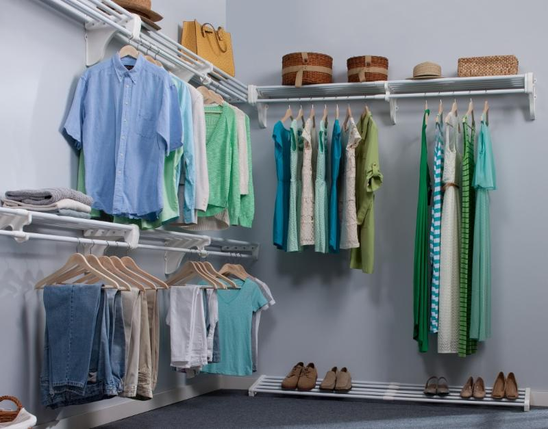 Spring Closet Cleaning & Organizing: Tips from MW Cleaners