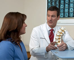 Choosing a Spine Surgeon