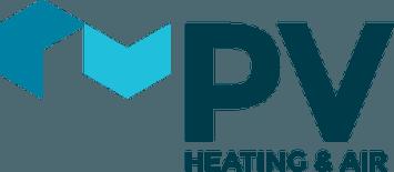 PV Heating & Air Logo