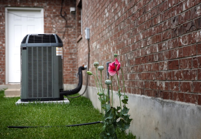 Outdoor Heat Pump