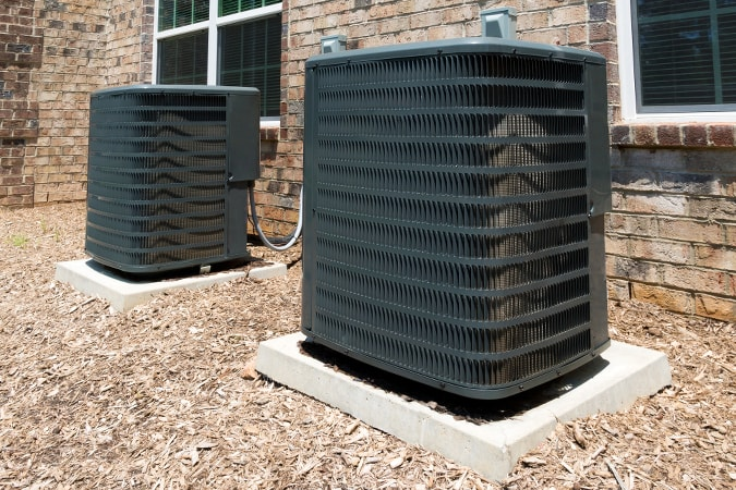 Outdoor Air Conditioner Units