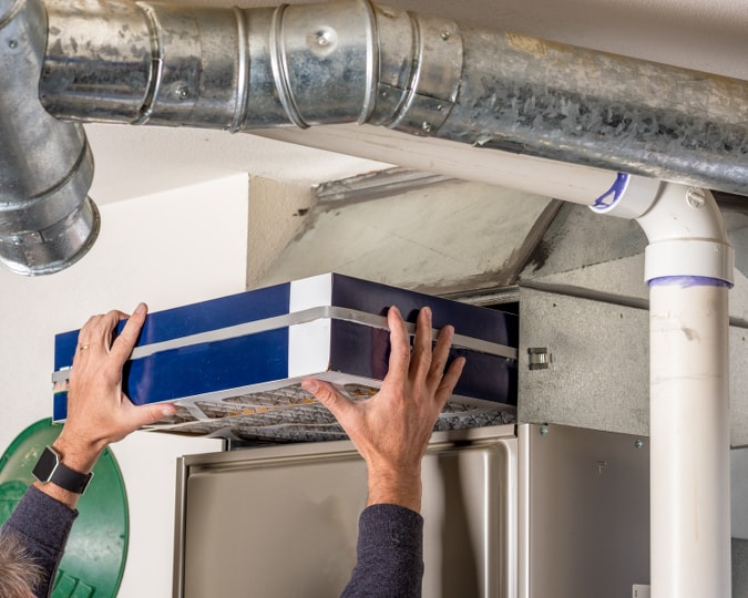 What's the Best Air Filter for Your Home? | PV Heating & Air