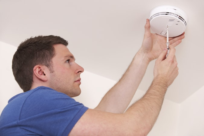 Installing a Carbon Monoxide Detector
