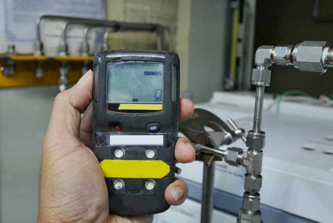 Gas Leak Detector to Stop Gas Leaks