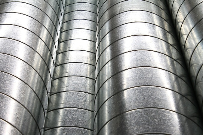 Ducts for Heating and Air Conditioning