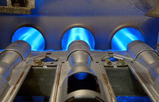 Natural Gas Furnace Burners