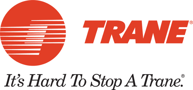 Trane Logo and Tagline