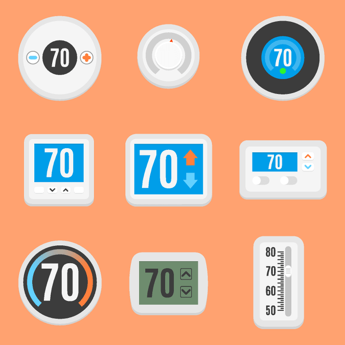 Thermostats for Zones