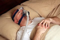 CPAP therapy can help you get a restful night