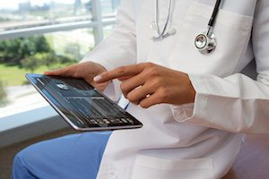 The future is now: You can seek non-emergency urgent care over the internet.