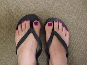 Diabetes and pedicures: yes you can!