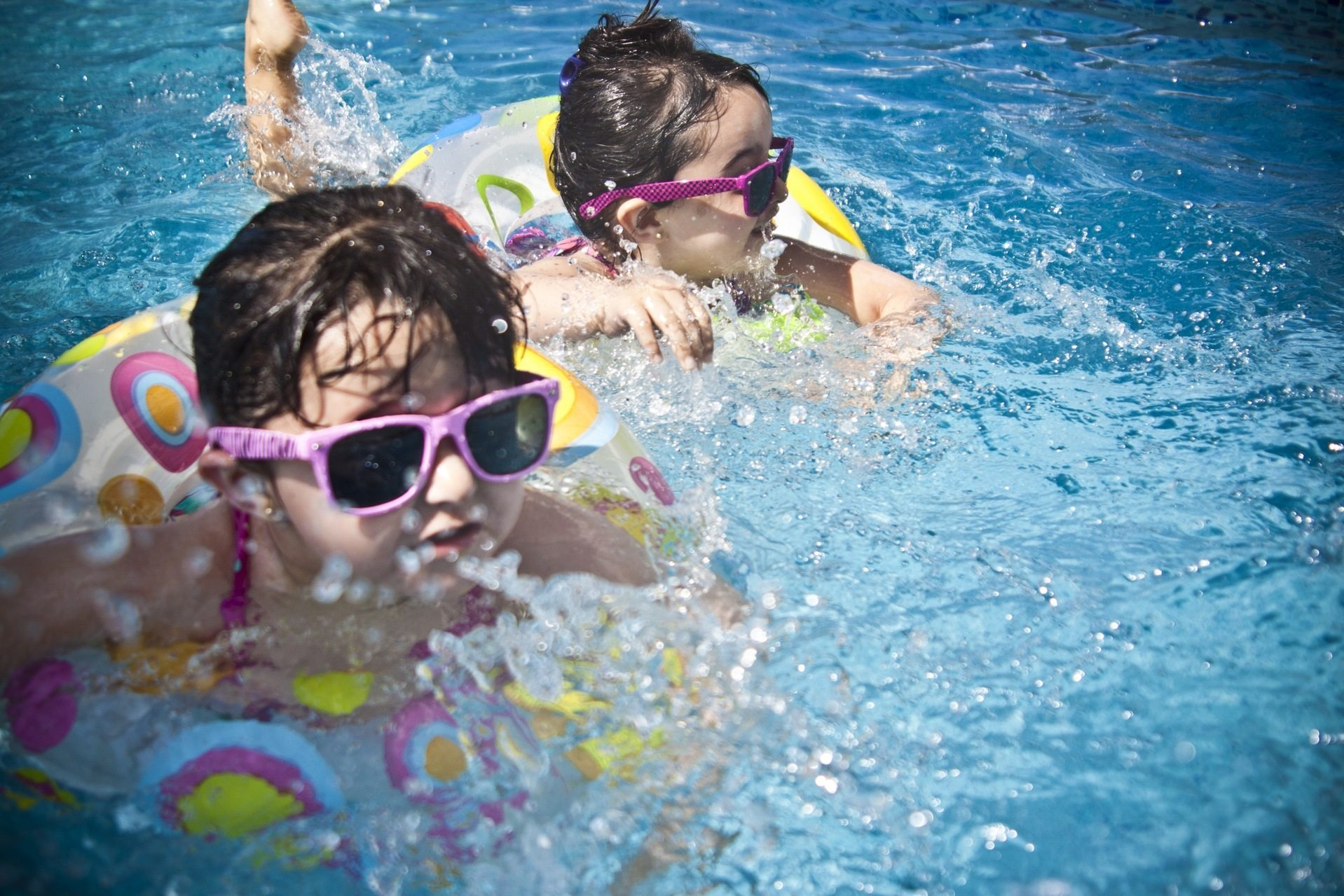 Fluid in the ear can cause ear infections like swimmer's ear