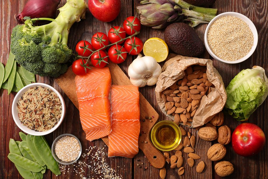 terminal cancer patients on high fat diet