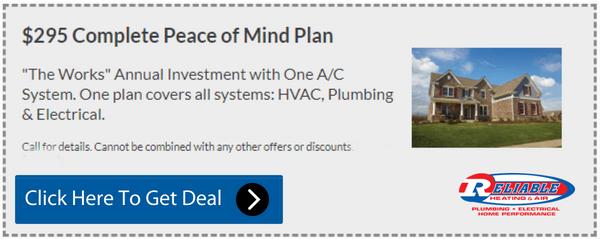 The Ultimate HVAC Maintenance Checklist coupon specials deals atlanta marietta