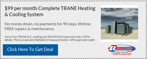 Air Conditioning Options for Older Homes HVAC coupons and specials upgrade plumbing