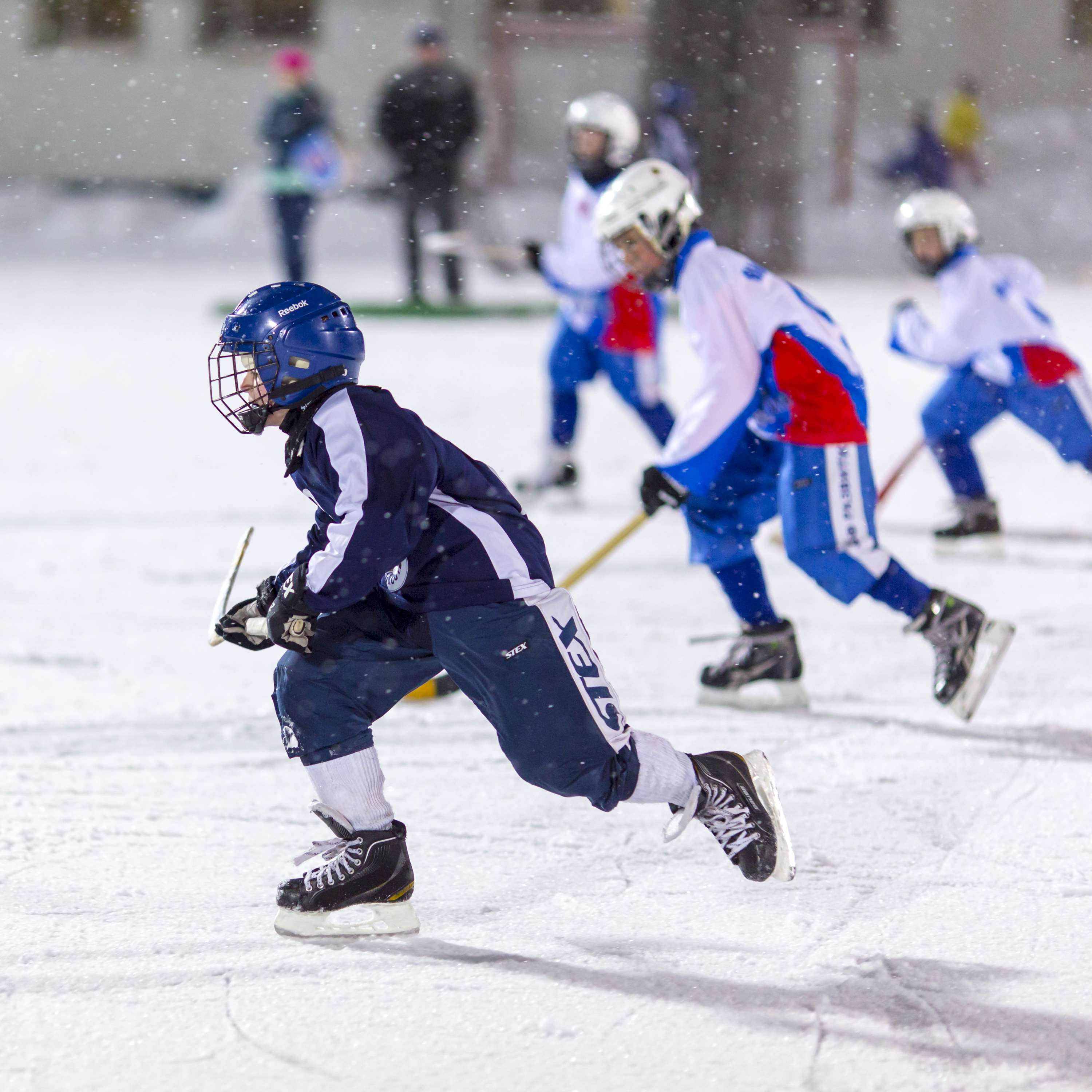 Common Neck and Back Injuries in Hockey