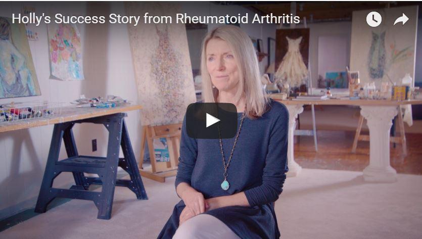 Video of Holly's Success Story from Rheumatoid Arthritis
