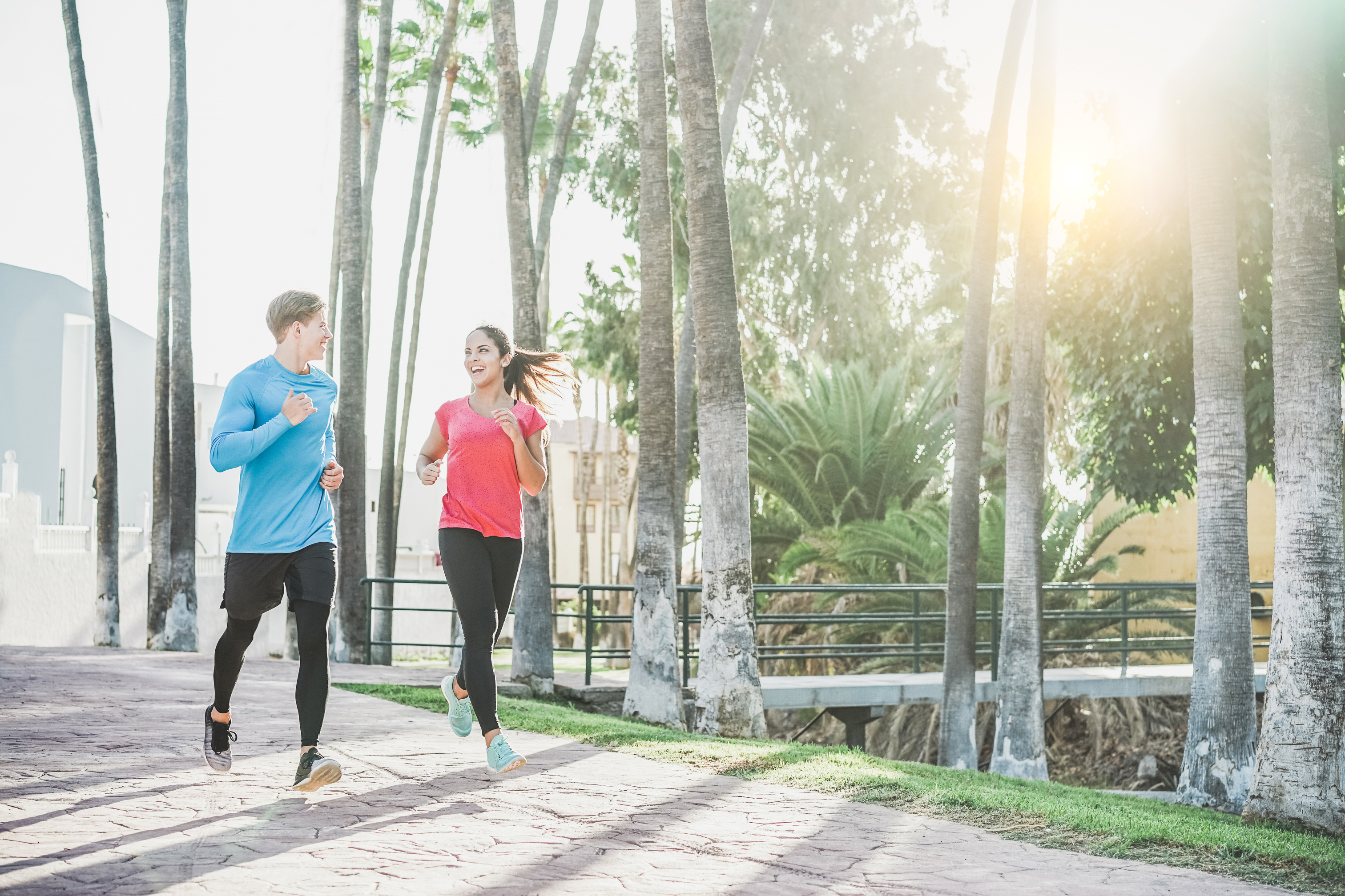 Jogging and Back Pain