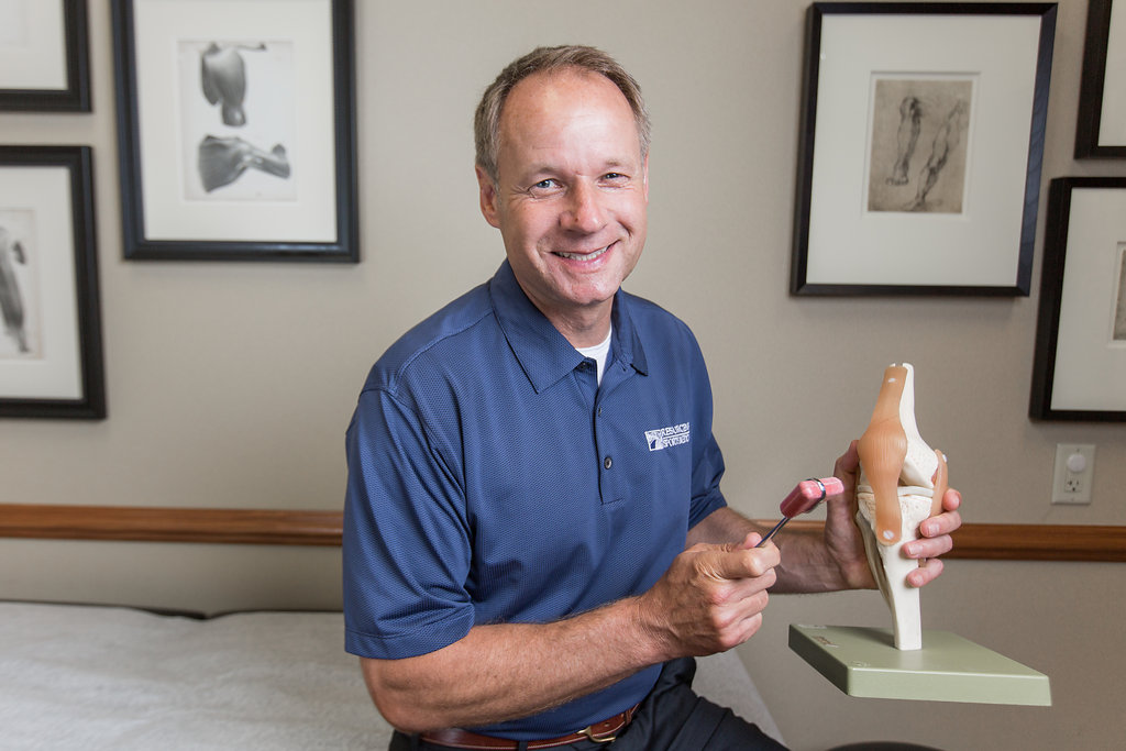 Dr. Morris nominated for the Physician Specialist of the Year