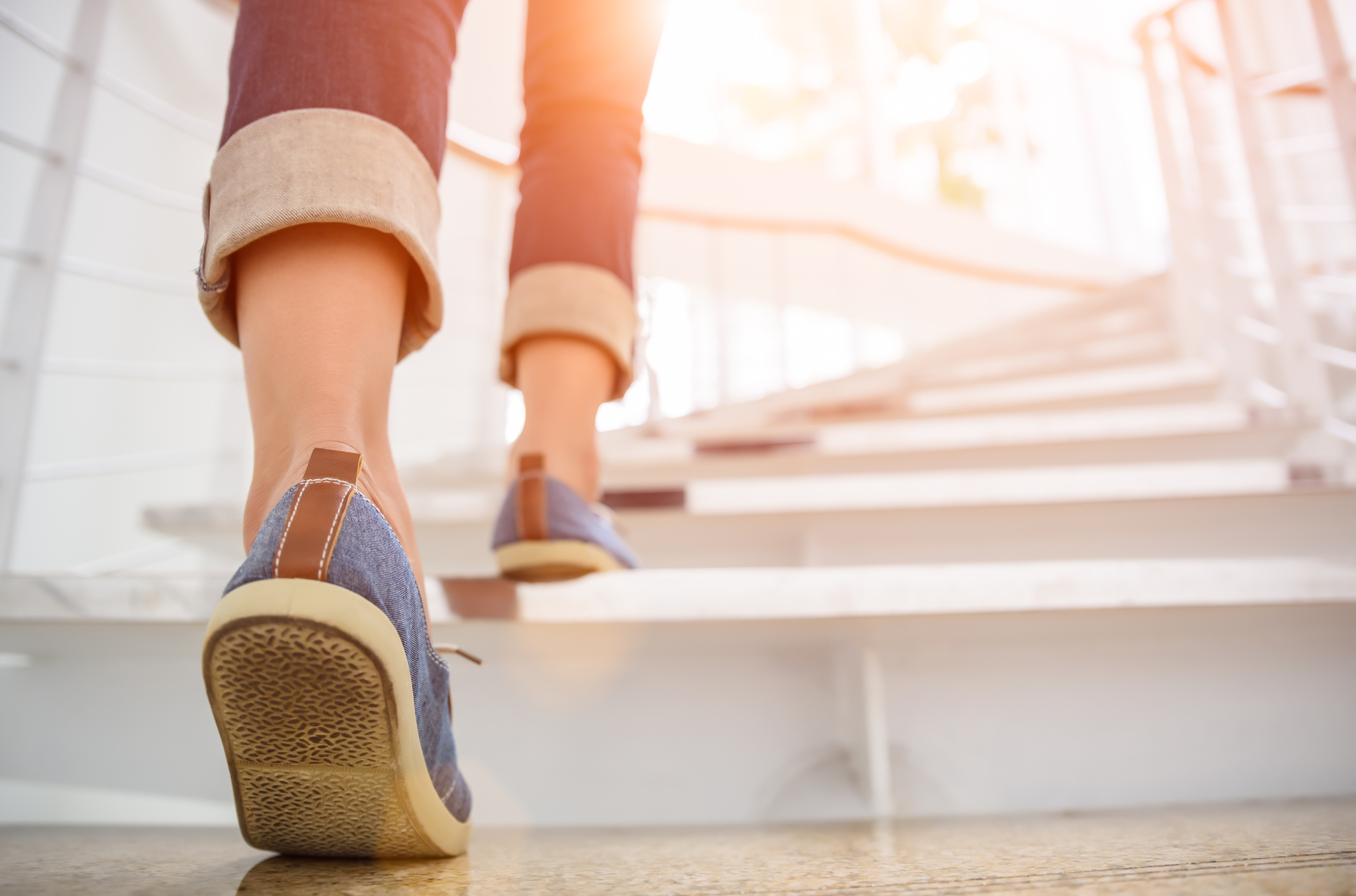 Health Benefits of Taking the Stairs