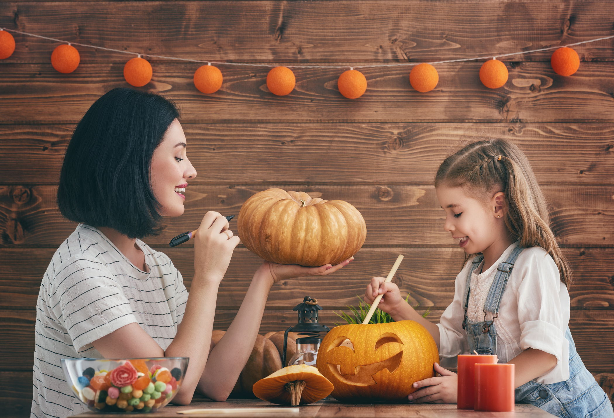 Pumpkin Carving Safety Tips