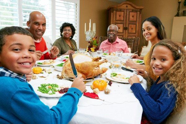 Healthy Eating Choices for Thanksgiving