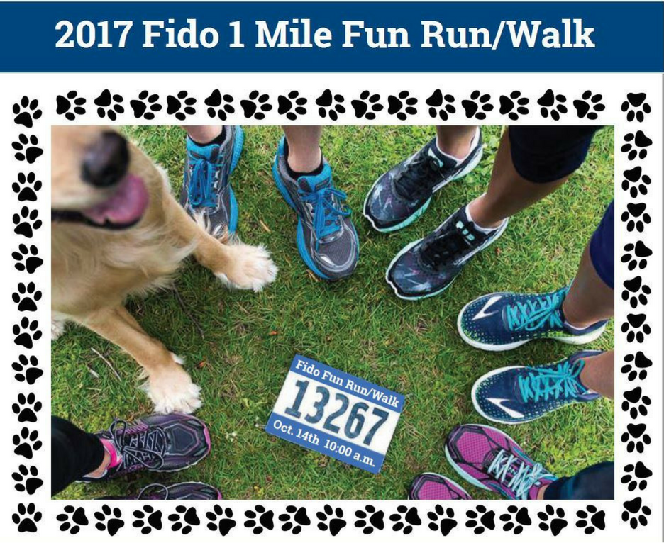Fido Fun Run