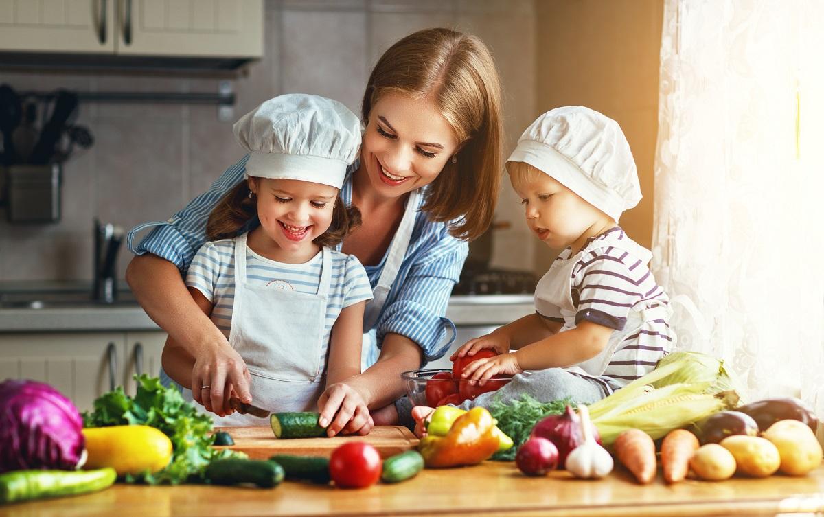 Eating Healthy Foods