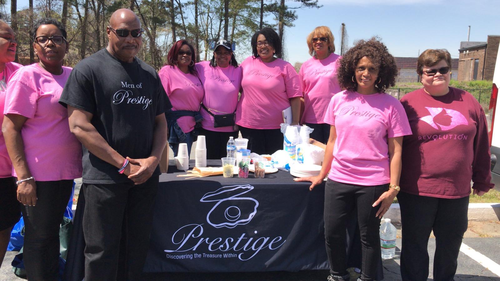 Prestige Ministry Visits Economy Hotel, Atlanta