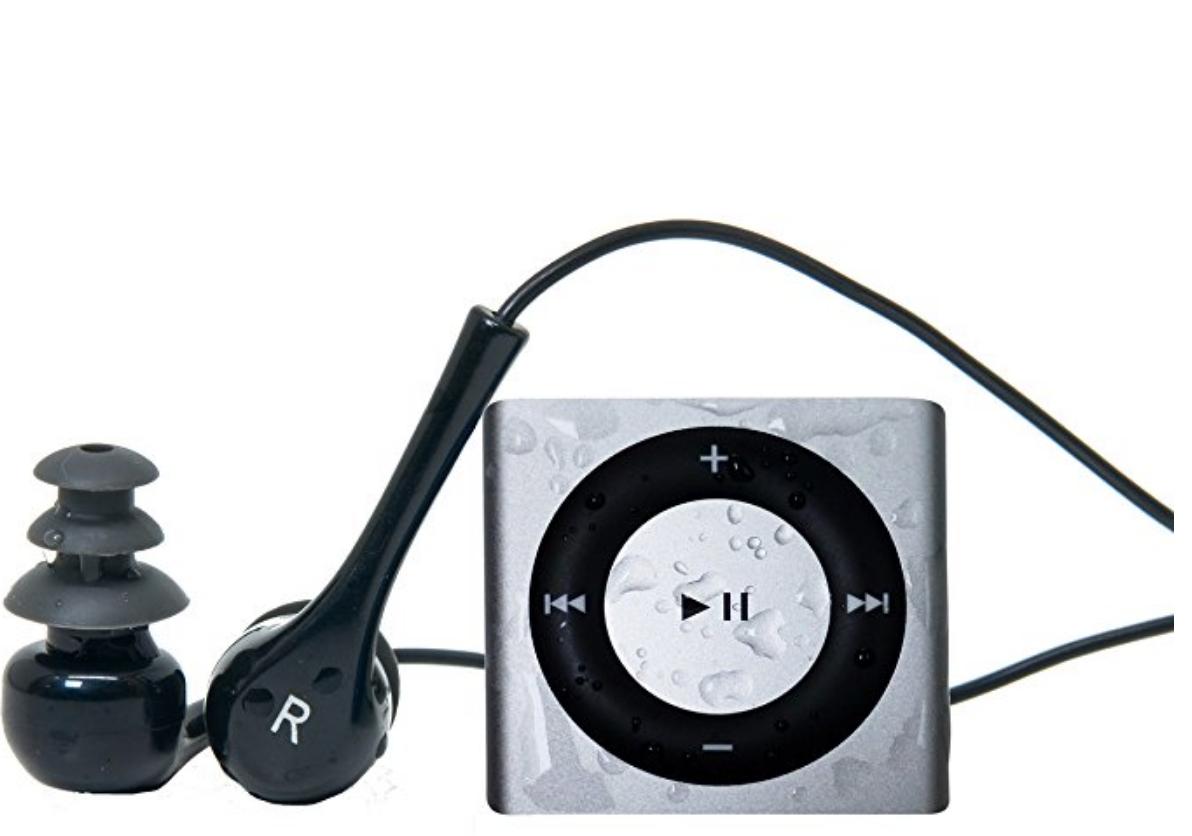 Waterproof iPod Shuffle The 6 Best Waterproof Gadgets for Summer 2018