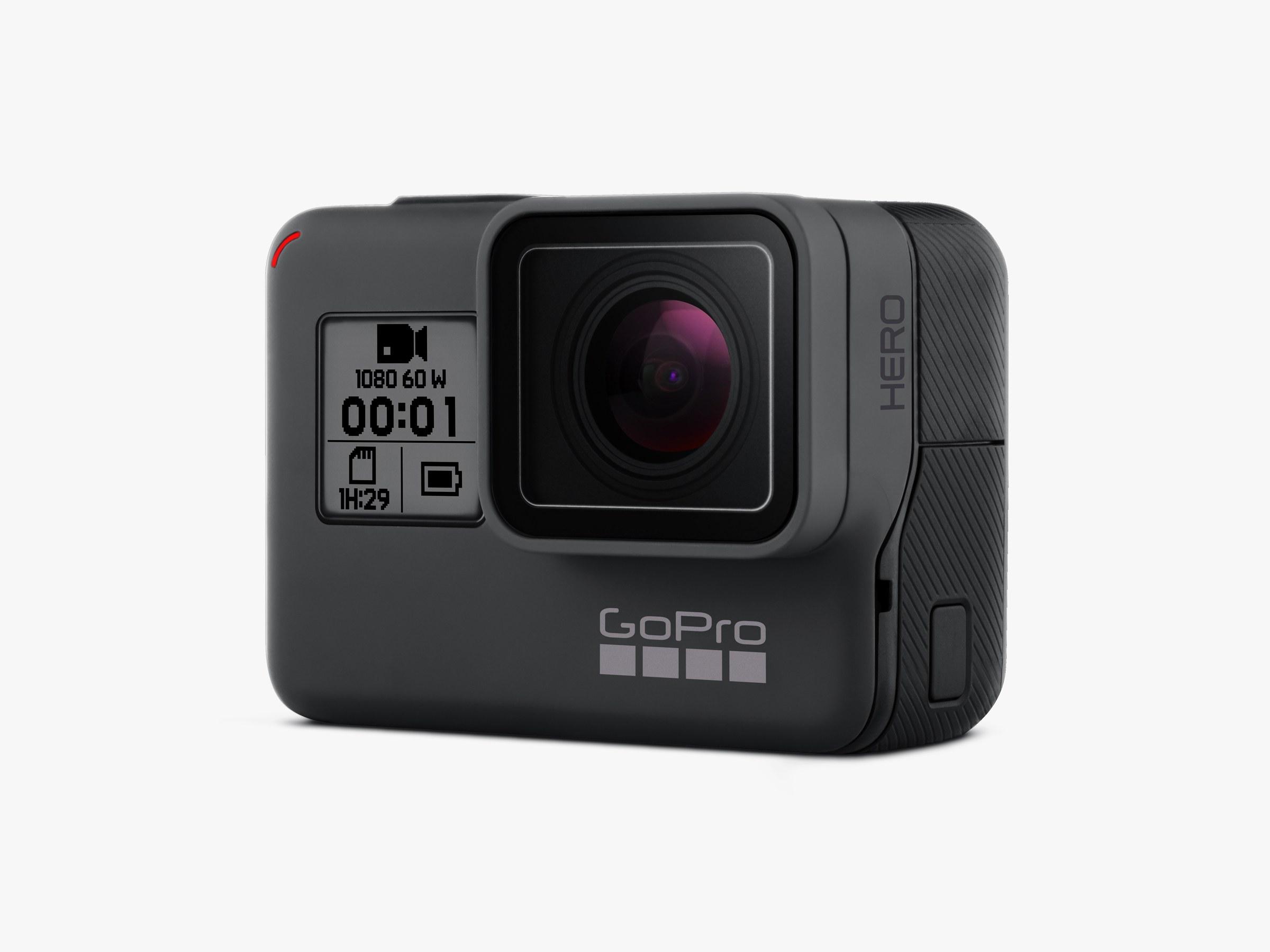 GoPro Hero Camera The 6 Best Waterproof Gadgets for Summer 2018