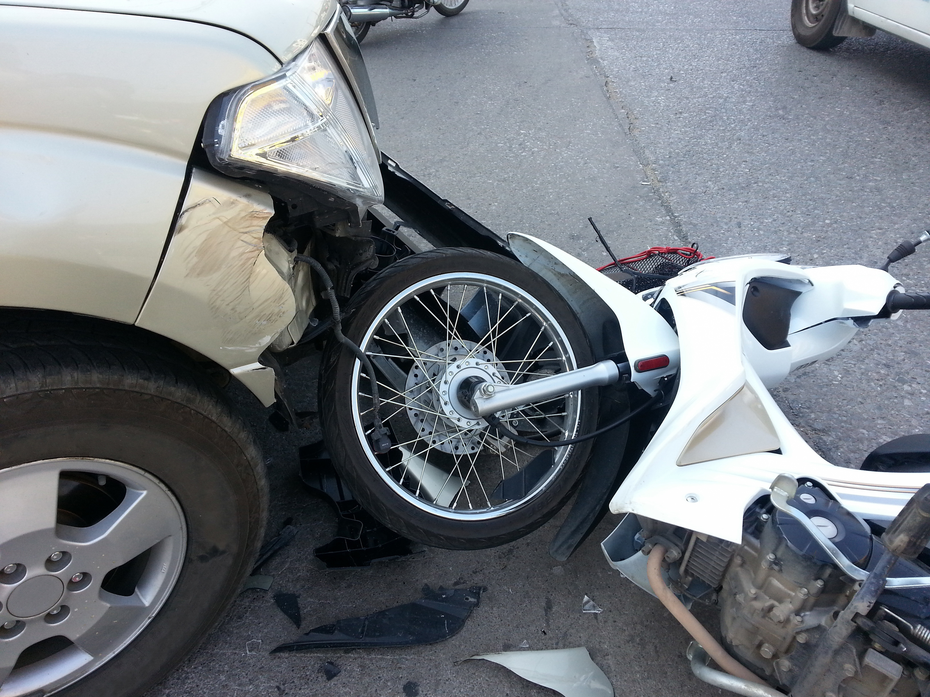 Issues to Clear up before Hiring a Motorcycle Injury Lawyer