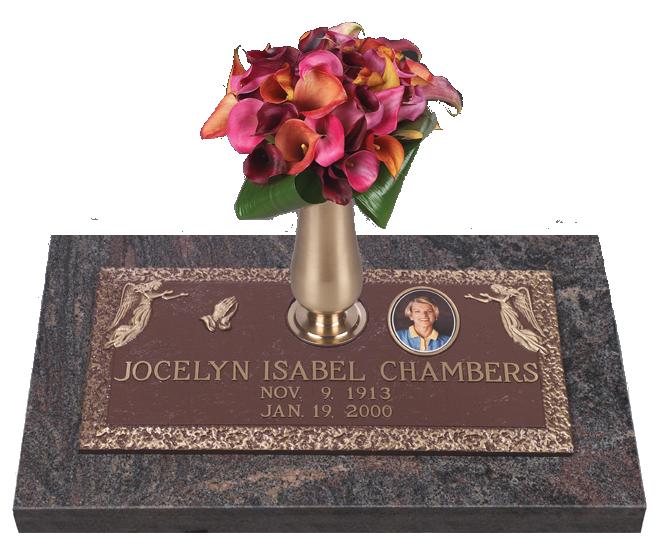 grave custom marker
