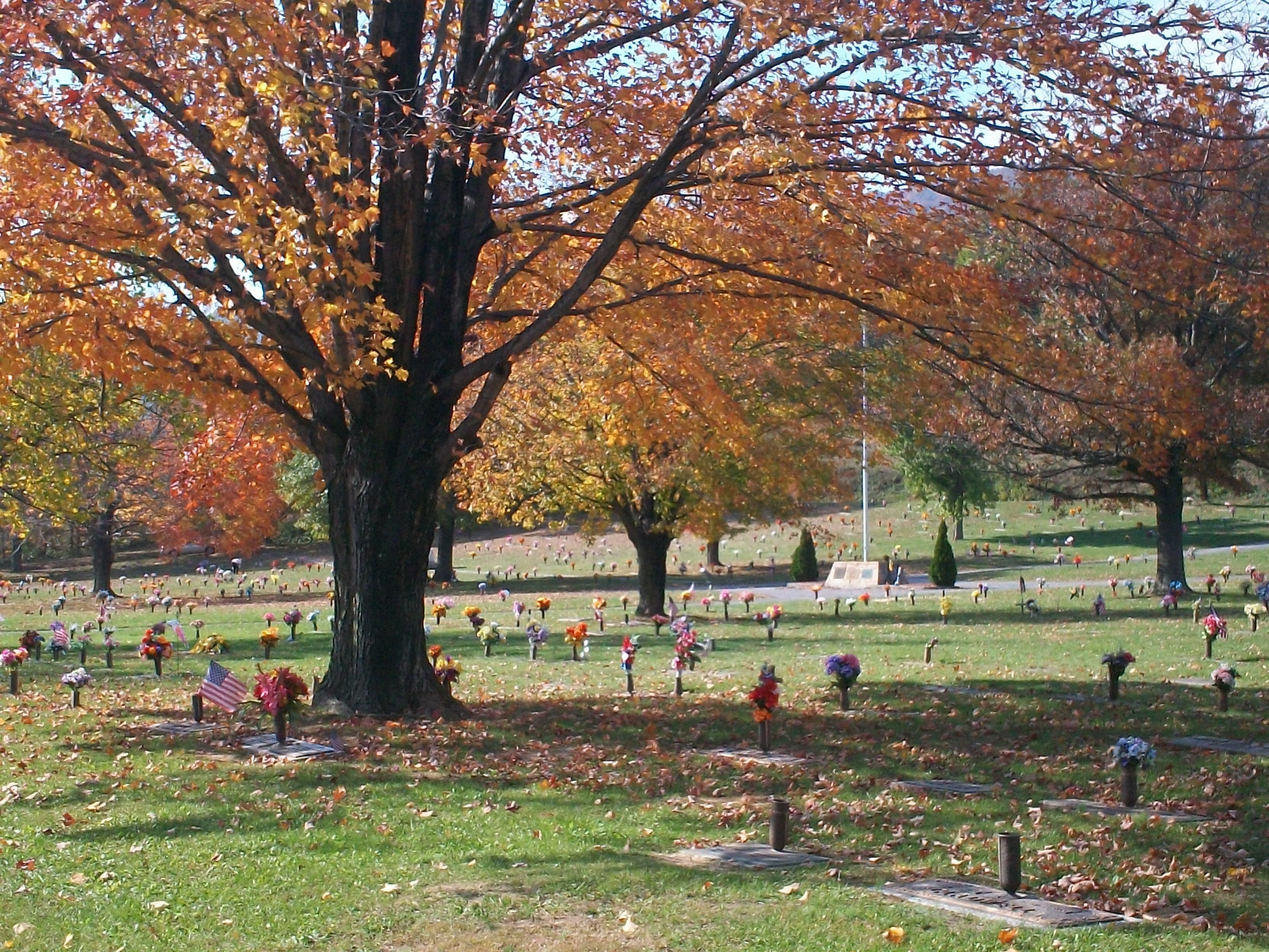 Cemeteries in Virginia: 17 Historic Virginia Cemeteries