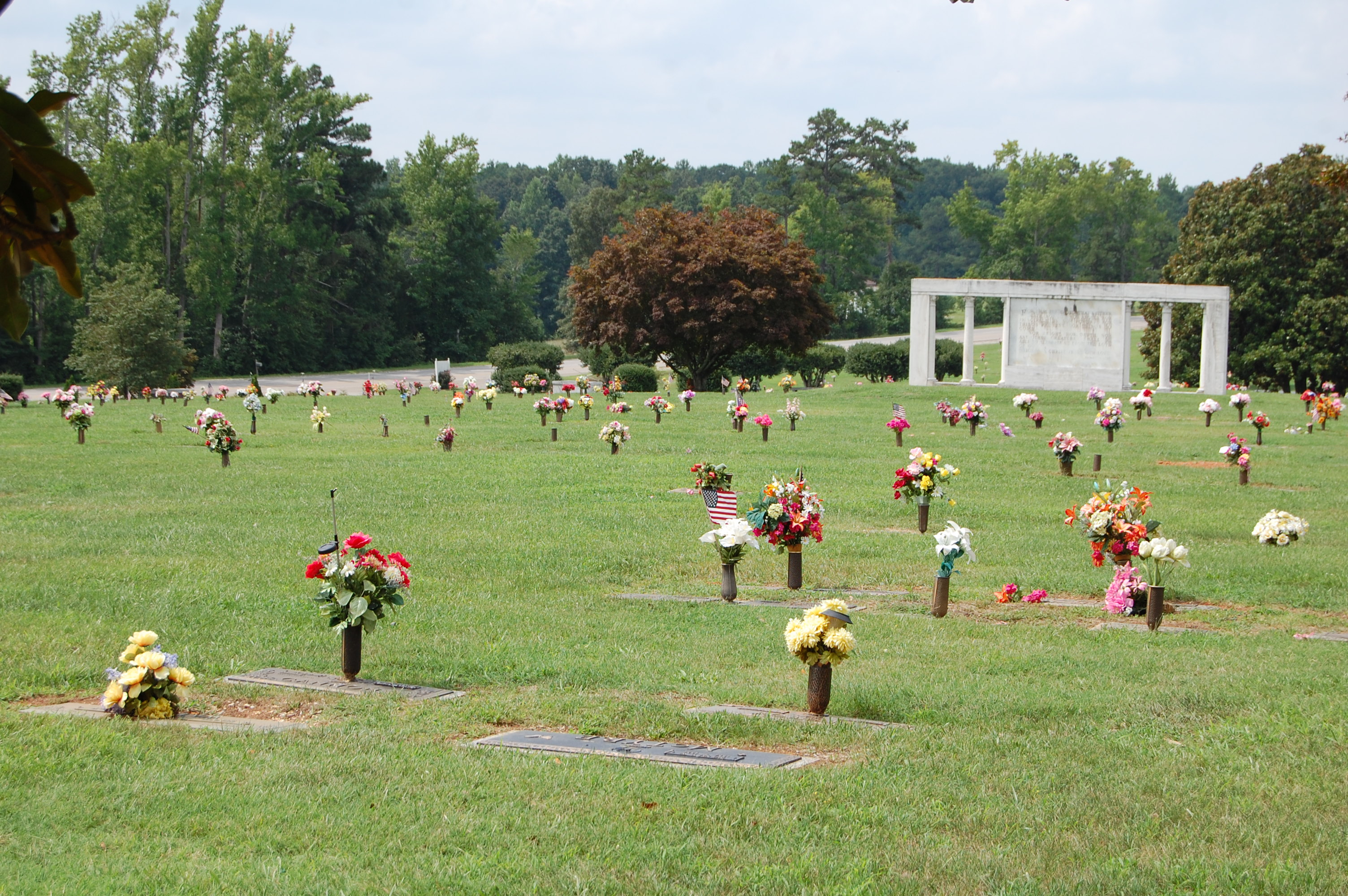 Crestview Memorial Park in Virginia