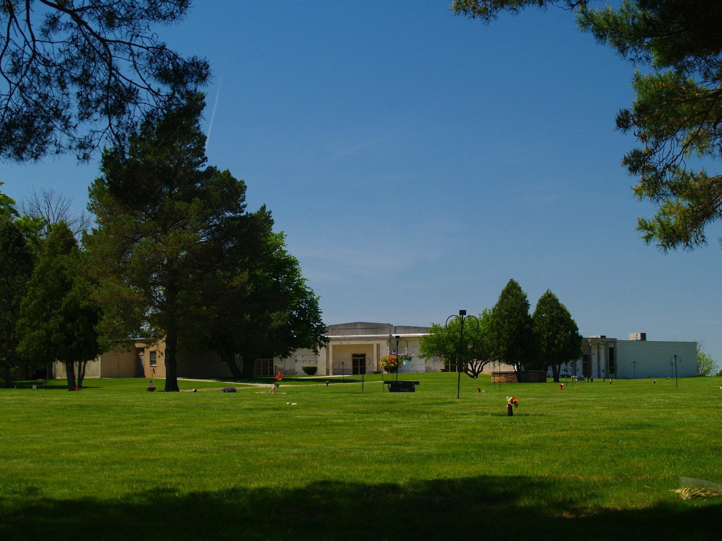 flint memorial park michigan