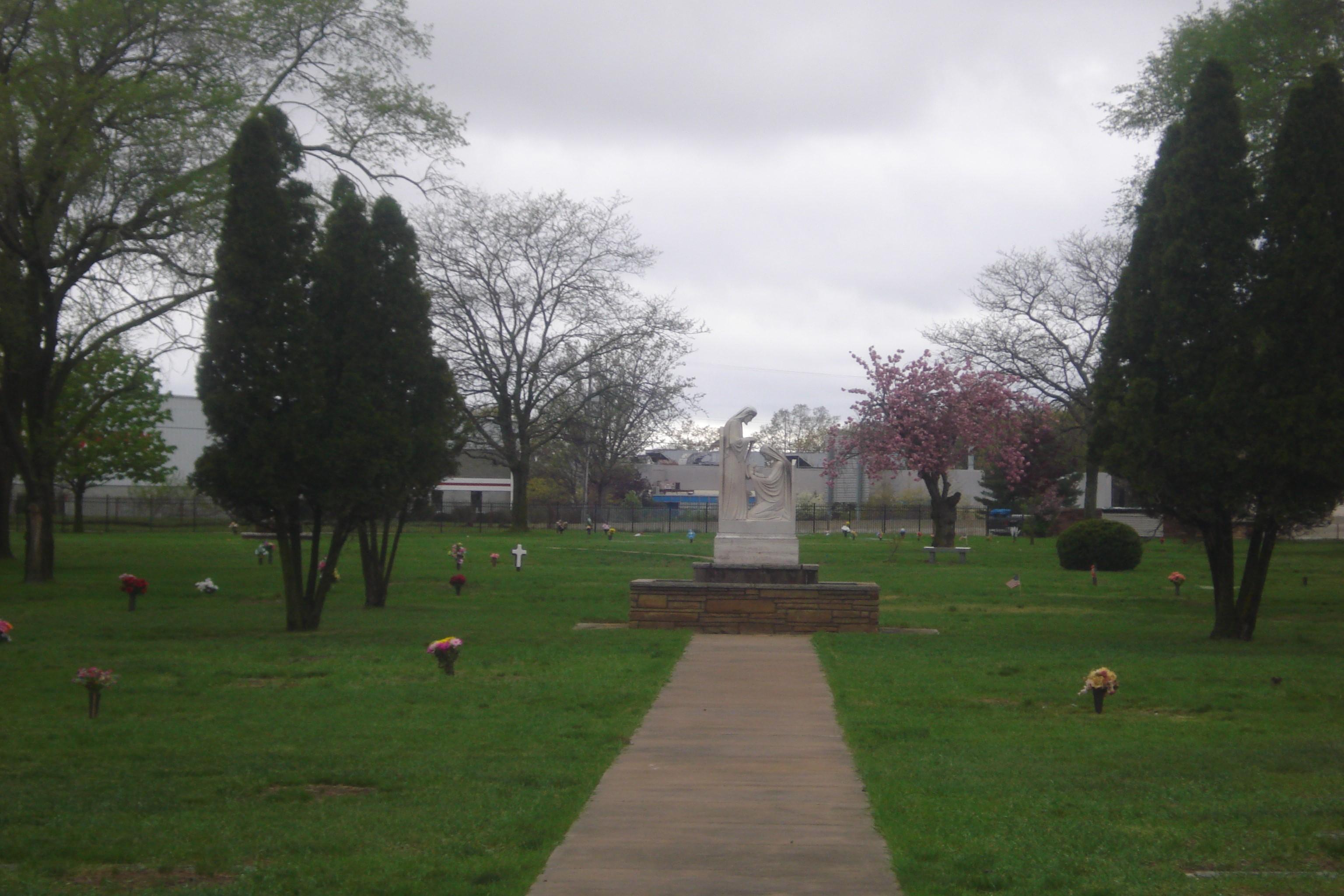 sunrise memorial gardens in michigan