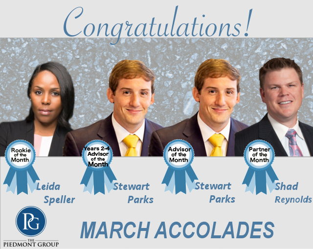 2017 March Accolades
