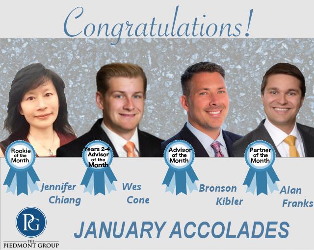 2017 January Accolades