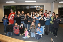 USIC Gives Back - William Egeler