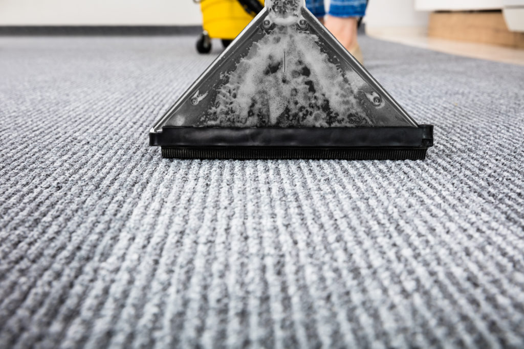 Dangerous Carpet Cleaner Chemicals
